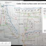 Land drainage plan